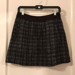 Cute J Crew tweed mini
